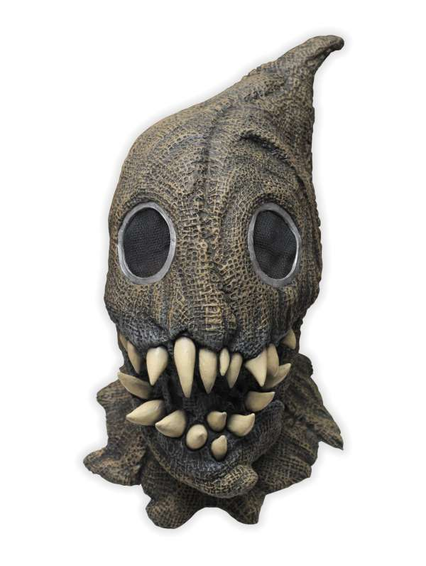Sack Face Halloween Mask - Click Image to Close