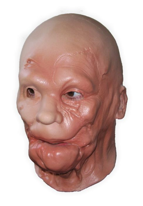 Scar Face Horror Latex Mask