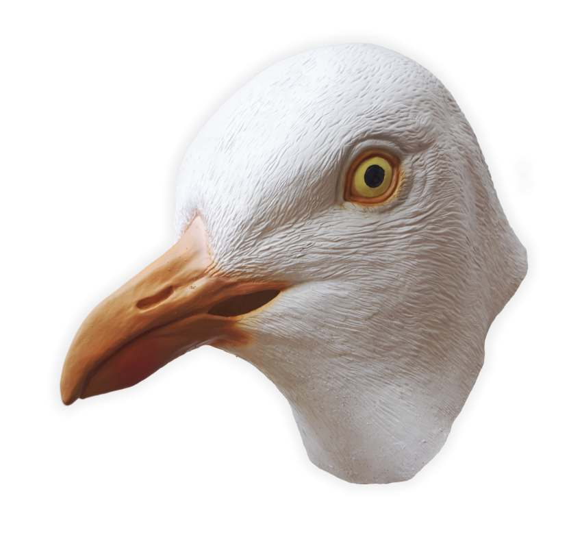 Seagull Mask Latex