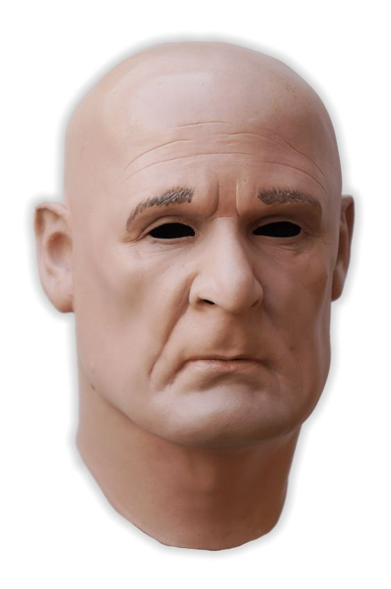 'The Spy' Realistic Latex Mask