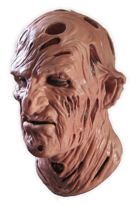 Uncle Freddy K. Foam Latex Mask