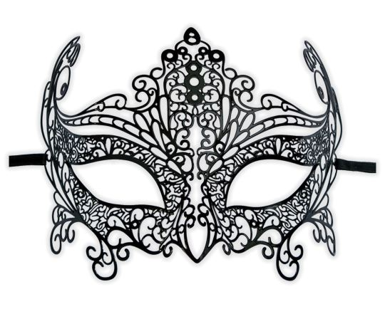 Masque en Filigrane 'Davina'